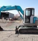 Kobelco SK75UR Excavator for Sale (2)