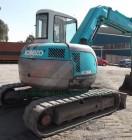 Kobelco SK75UR Excavator for Sale (5)