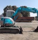 Kobelco SK75UR Excavator for Sale (6)