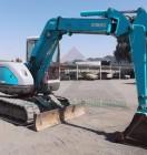 Kobelco SK75UR Excavator for Sale (7)