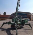 Used Crawler Crane - Toa TC304HAL (20)