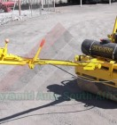 Used Walk-Behind Roller - Bomag BW75S-2 (4)