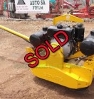 Used Walk-Behind Roller - Bomag BW75S-2 copy