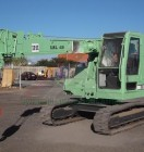 Used Tracked Crane - IHI CCH50T