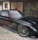 Mazda RX7 black (2)