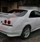 Nissan GTR BCNR33 White (3)