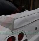 Nissan GTR BCNR33 White (8)
