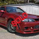 Nissan Skyline red (1)