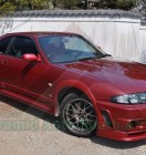 Nissan Skyline red (2)