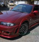 Nissan Skyline red (4)