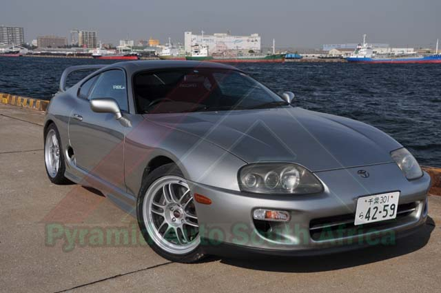 Pyramid Auto South Africa1999 Toyota Supra Twin Turbo 6